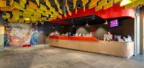 Transformatie van kantoor naar hotel op Sloterdijk Busitel I, fase B - BOAG