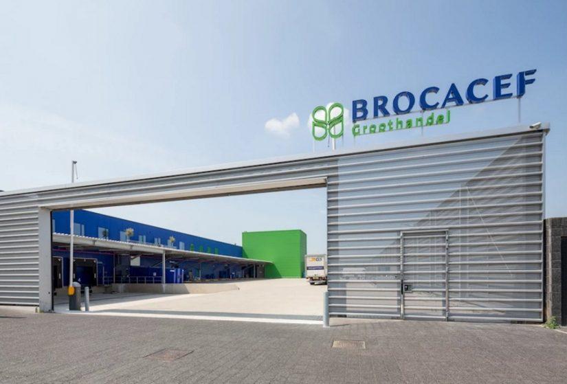 Nieuwbouw bedrijfspand Brocacef te Eindhoven - BOAG