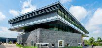 Nieuwbouw kantoor en bedrijfshal Veth Propulsion te Papendrecht - BOAG