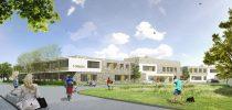 Nieuwbouw van Brede school Sonate in Etten-Leur BOAG