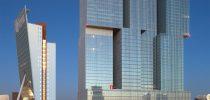 Begeleiden van grootschalige schildersklus trappenhuis De Rotterdam BOAG