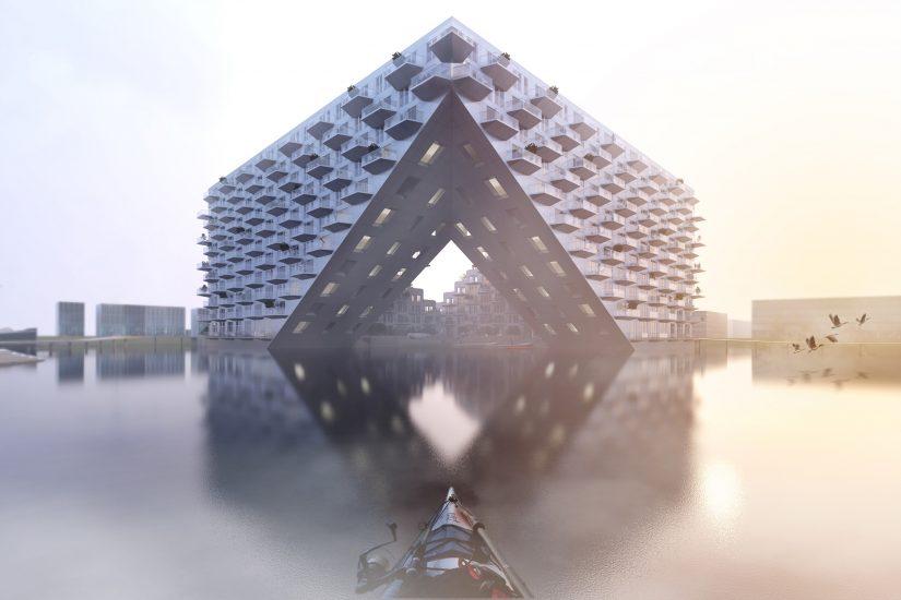 Sluishuis IJburg Amsterdam