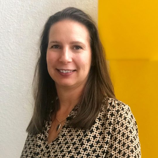 Denise Woesthoff projectsecretaresse BOAG