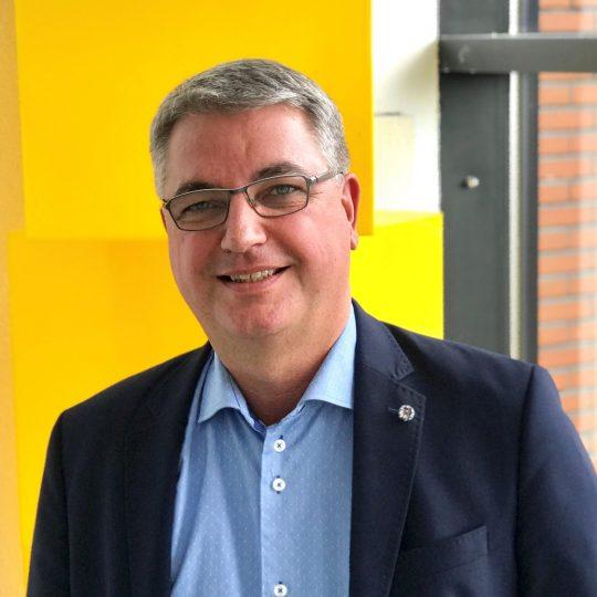 Marcel van Erven senior projectmanager uitvoering BOAG