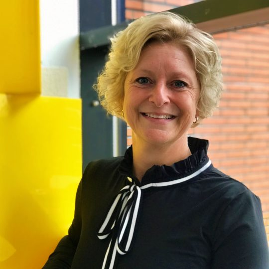 Patricia van Hest-Osseweijer sectormanager BOAG